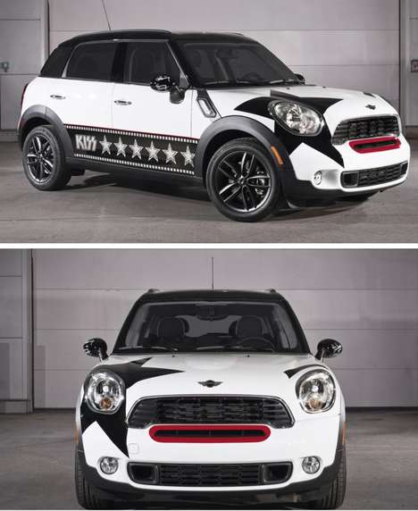 KISS Mini Cooper