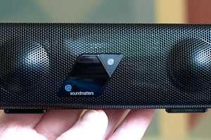 The Soundmatters Bluetooth Speaker Fits Perfectly Inside Your Pocket