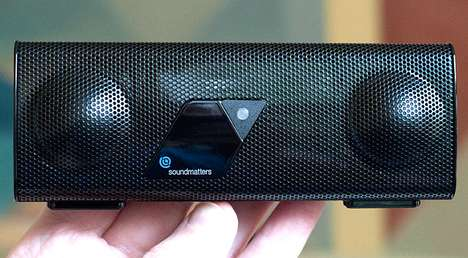 Soundmatters Bluetooth Speaker