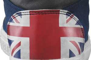 The MINI Union Jack Sneaker Exhibits Patriotic Pride & Savvy Street Style