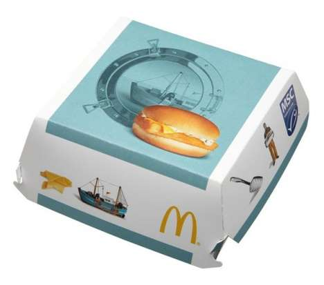 Eco-Fast Food - Sustainable Fish for McDonald's EURO locations