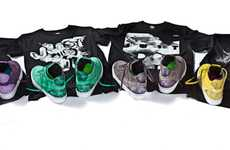 Graffiti Street Style Collections - The 6.0 Just Do It Nike Artist Collection Boasts City Style