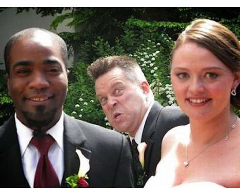 Hysterical Photobombs