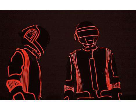 Daft Punk Innovations