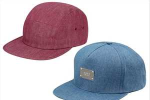 The Supreme Summer 2011 Denim Cap Collection is Jean Headgear Done Right