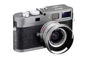 The Lecia M9-P Hammertone Camera is Available To Only 100 Customers