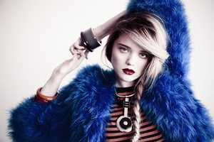 Sky Ferreira is Great in Grunge for Nylon Mexico June 2011