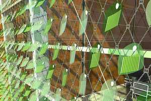 Be Eco-Friendly While Looking Natural with Solar Ivy