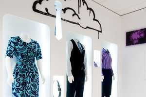 The Air New Zealand Clothes Hangar Store Takes Style Sky-High