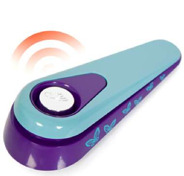 portable door alarm wedge