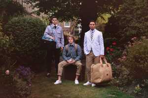 The PRESENT 2011 Summer Lookbook Boasts Plaids, Pasilsey & Backyard Gardens