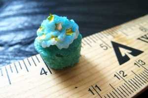 These Micro Cupcakes are the Perfect-Sized Treat