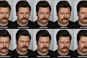 The Many Faces of Ron Pays Tribute to Mr. Swanson