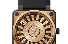 The Bell & Ross BR 01 Casino is a Gambler's Dream Wristwatch