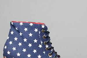 These Jeffrey Campbell Lita Stars and Stripes Heels are Super Eye-Catching