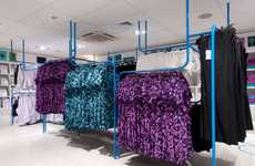 Airline Clothing Boutiques - The Air New Zealand Clothes Hangar Outfits Employees in Style