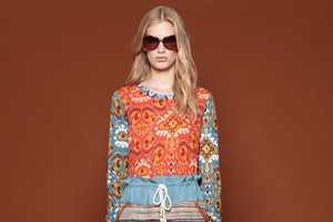 The Tory Burch Resort 2012 Collection is Refreshingly Retro-Chic