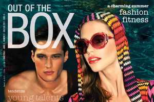 Patrick Rukai and Kelly Spronk Sizzle in Out of the Box June/July 2011