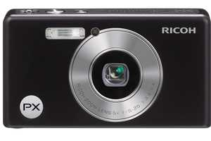 The New Ricoh PX Camera is Element-Enduring & Captures Great Shots