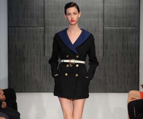 Yves Saint Laurent Cruise 2012
