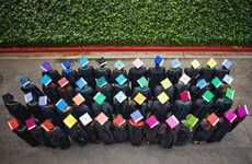 Chromatic Grad Caps