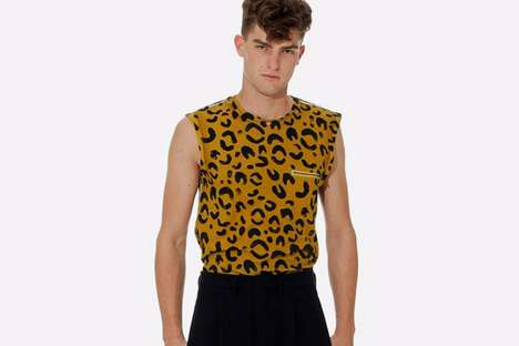 Posh Male Ensembles - The Marc by Marc Jacobs 2012 Cruise Collection Boasts Bold Patterns & Textures