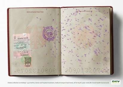 Infected Passport Campaigns