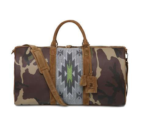 Tribal-Inspired Bag