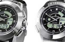 The Polimaster PM1208M Geiger Counter Wristwatch Will Protect You