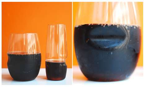 Notched Wine Glasses - These Govino Glasses are Shatterproof, Reusable and Recyclable