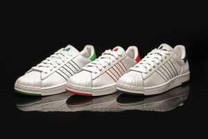 The Adidas Originals Superstar Lite Pack Boasts Throwback Style