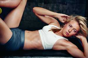 The Nike Women 'Make Yourself' Ads Feature Strong and Sensual Shots