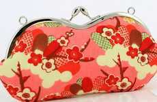 Punchy Patterned Purses - Pink Oasis Handmade Purses & Clutches are Great Accessories for Summer