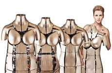 Shape-Shifting Mannequins