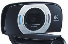 Swiveling High-Def Webcams - Take Advantage of the Logitech C615 for Quality Online Calls