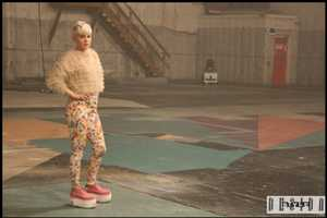 The Robyn 'Call Your Girlfriend' Short Brings Platform Sneakers Back
