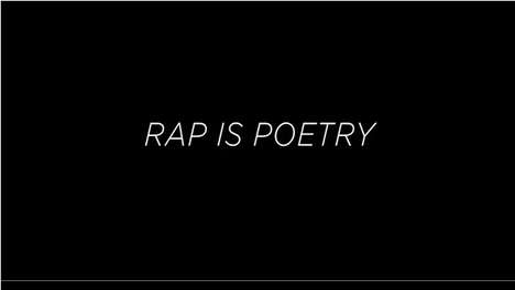 Jay-Z Rap is Poetry