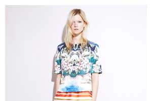 The Stella McCartney Resort 2012 Goes to Great Lenghts with Playful Patterns