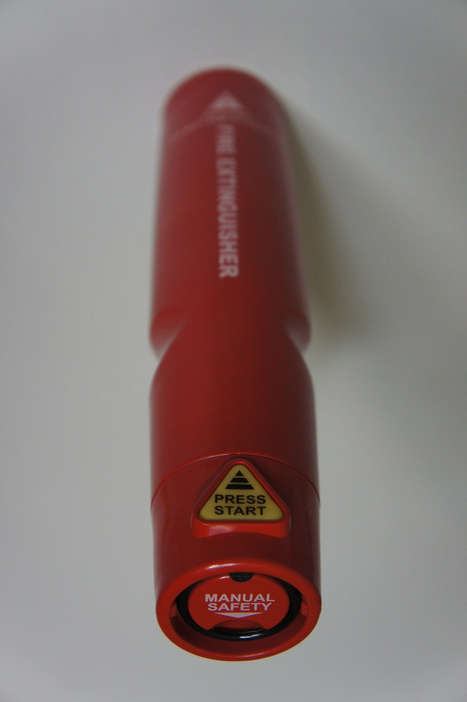 Hand-Held Flame Extinguishers