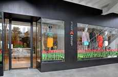 Supermarket-Style Clothing Stores - The Super A Market Concept Store is a One-Stop Luxury Shop