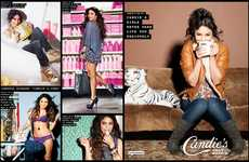 Girly Glam Campaigns