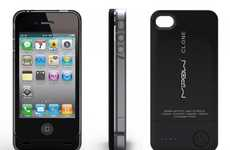 Power-Packing Phone Covers - Extend Your Battery Life With the MiPow Clone Power Case