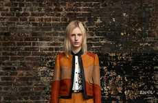 The Proenza Schouler Resort 2012 Collection Channels Desert Shades