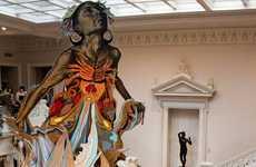 Deity Museum Displays