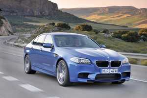 The BMW M5 2012 is Ultra Practical and Powerful