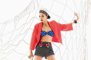 The Singles Korea June 2011 Editorial Takes High Fashion to the Seas