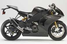 Race-Ready Motorcycles - The 2012 Eric Buell Racing 1190RS is Ready to Tear up the Tracks
