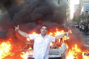The Vancouver 2011 Riot Criminal List Tumblr Shows the Crime