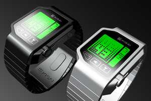 Breathalyzer Watch Tells You How Hammered You Are
