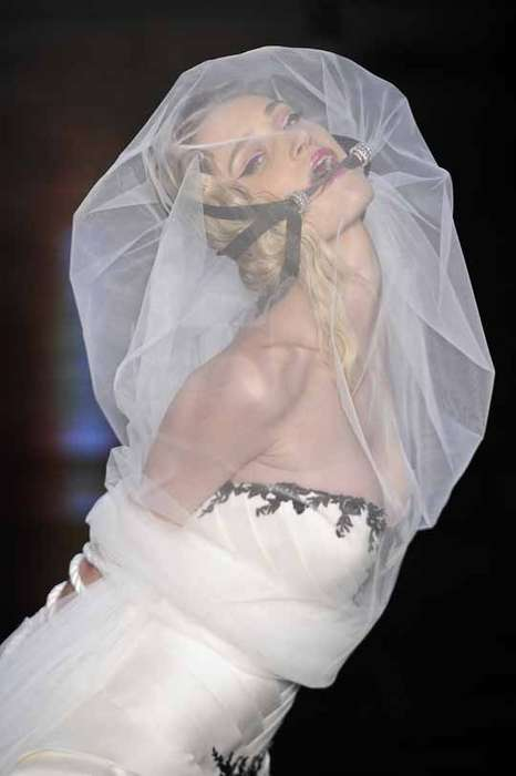 Samuel Cirnansck Bridal 2011